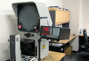 Deltronic DH 216 Optical Comparator